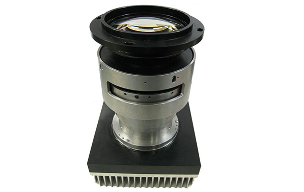 1600 pixel CCD camera cooling